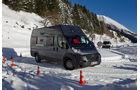 Winterreifentest 2014, 225/75 R 16 C, Campingbusse