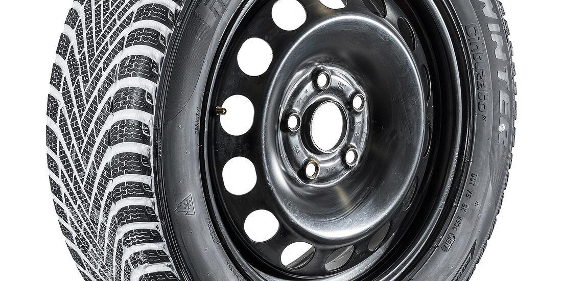 Winterreifentest 2018, Winterreifen, Pirelli Cinturato Winter