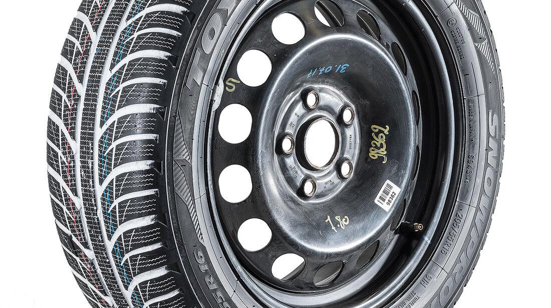 Winterreifentest 2018, Winterreifen, Toyo Snowprox S943