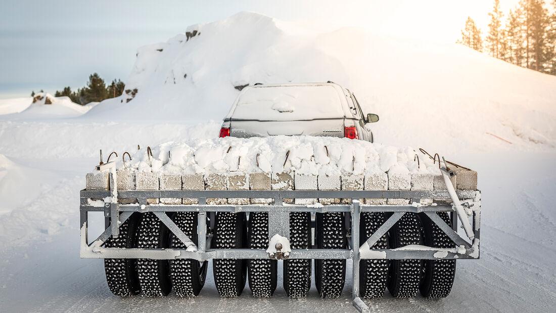 Winterreifentest 225/50 R17 H/V 2020