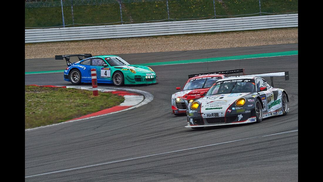 Wochenspiegel Porsche - VLN Nürburgring - 3. Lauf - 26. April 2014