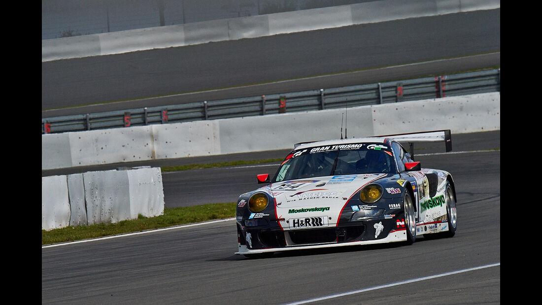 Wochenspiegel Team Manthey Porsche -VLN Nürburgring - 7. Lauf - 23. August 2014