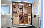 Wohnmobil B�rstner Citycar