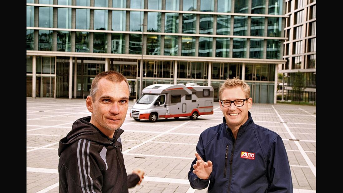 Wohnmobil, Jens Katemann, Jörn Thomas