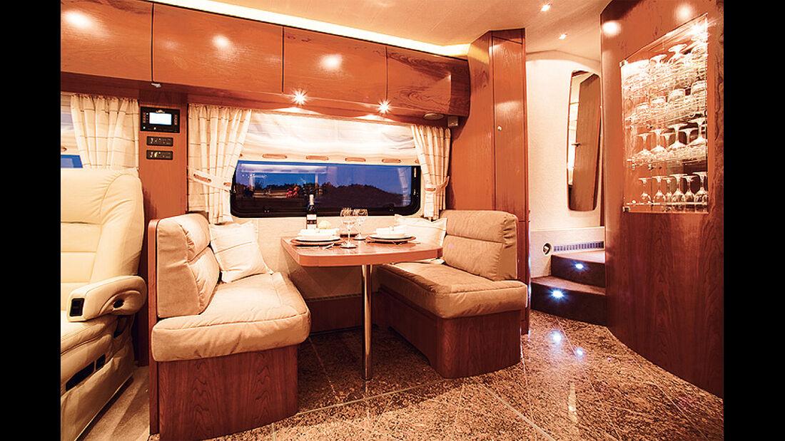 Wohnmobil Vario Perfect 1200 Platinum