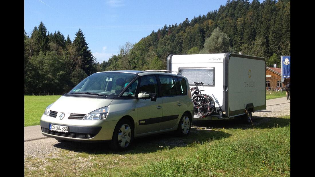 Wohnwagen-Einsteiger, Sebastian Renz, Impression