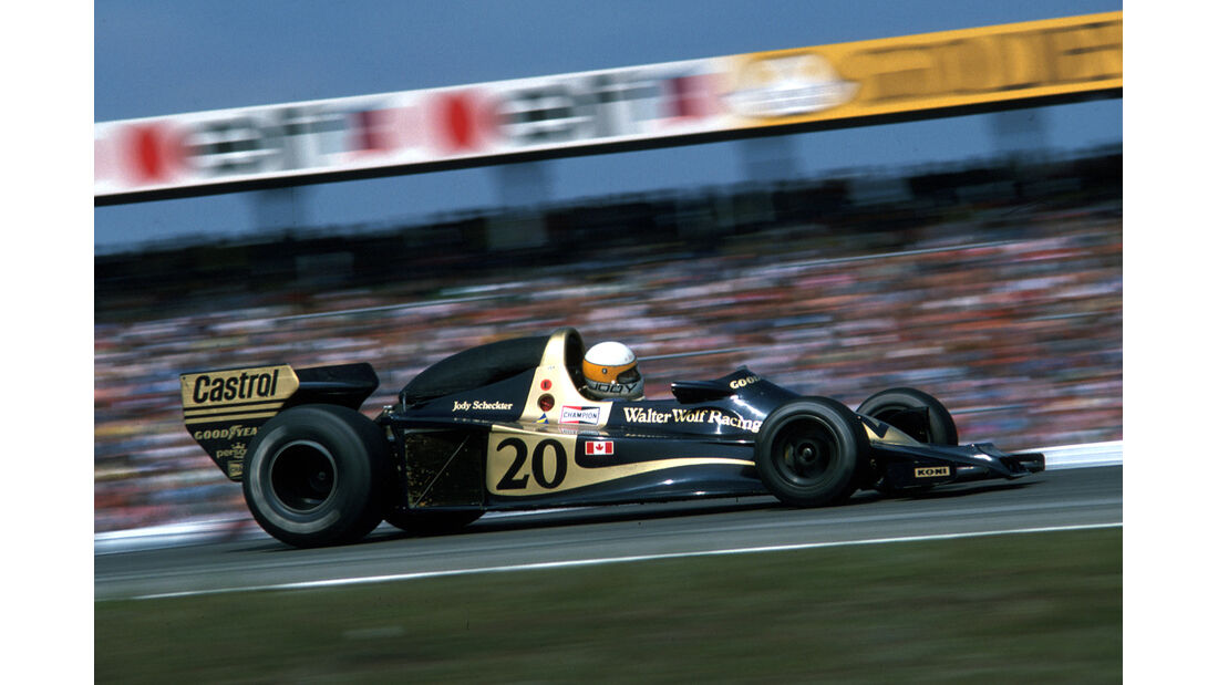 Wolf - 1977 - GP Deutschland - Formel 1