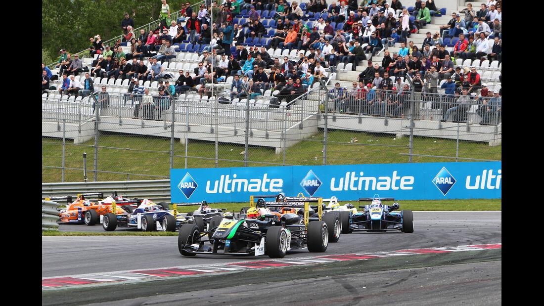 Wolf - Formel 3 - Spielberg - 2013