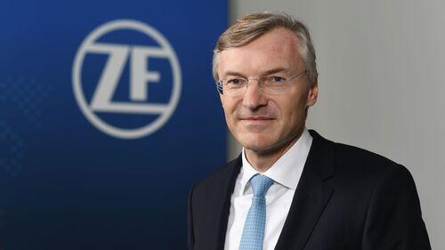 Wolf-Henning Scheider, Vorsitzender des Vorstands der ZF Friedrichshafen AG
