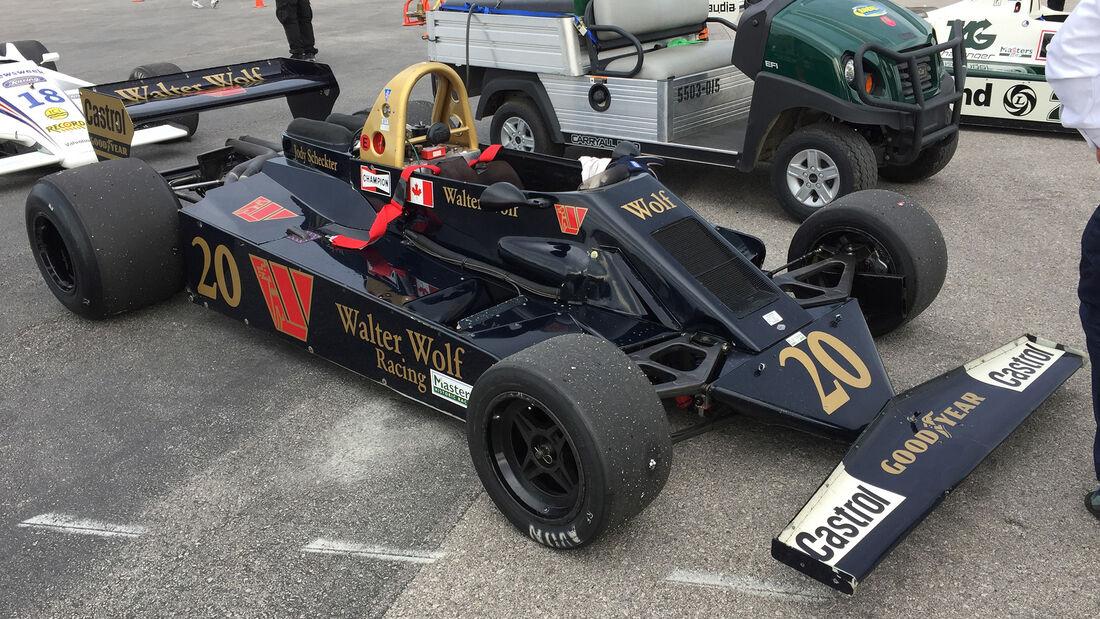 Wolf WR6 - F1 Klassiker - Austin - GP USA 2016