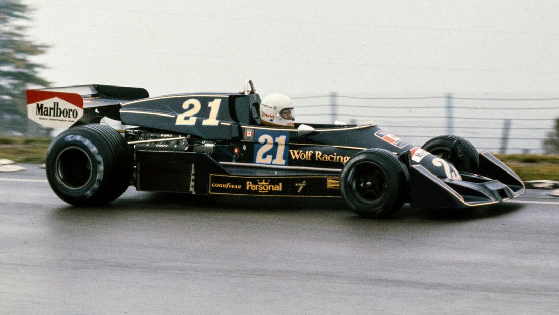 Wolf Williams FW05 - Watkins Glen 1975