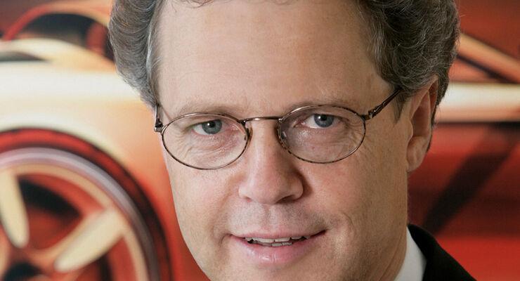 Wolfgang Dürheimer, Porsche-Entwicklungsvorstand