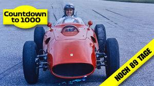Wolfgang Graf Berghe von Trips - Ferrari 246 Dino