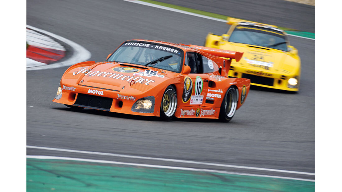 Wolfgang Kaufmann, Daniel Schrey, Porsche