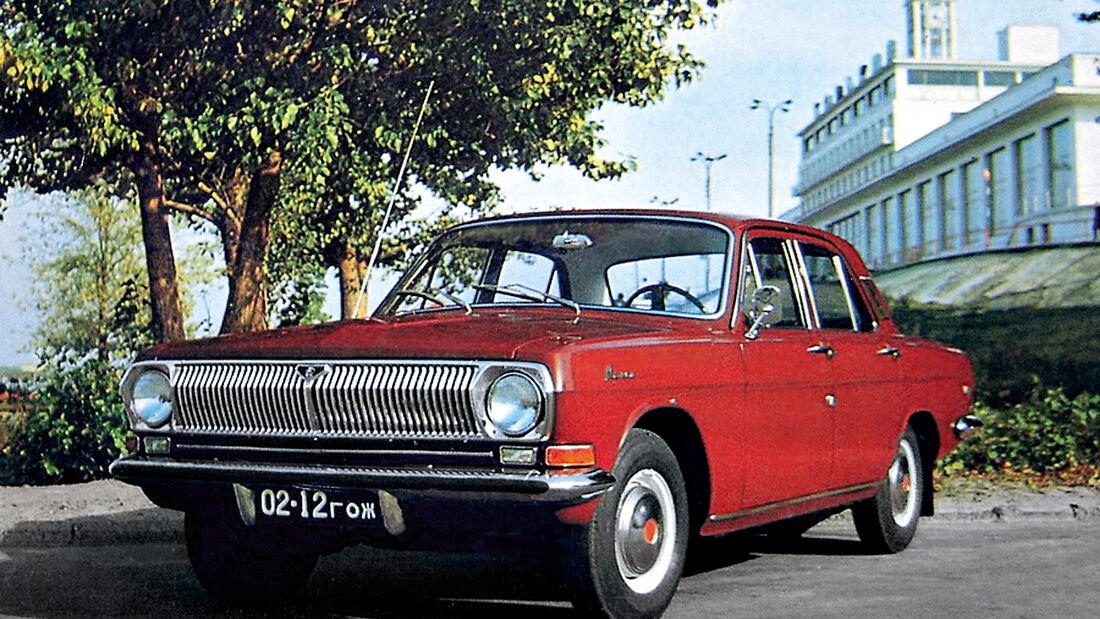 Wolga GAZ-24