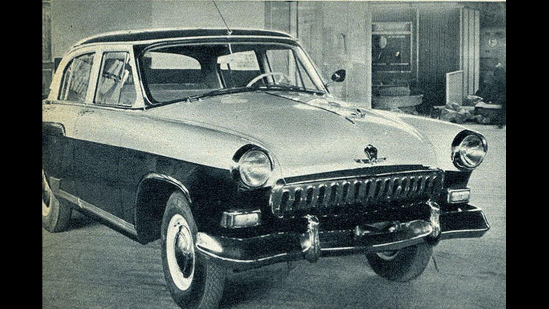 Wolga, IAA 1959