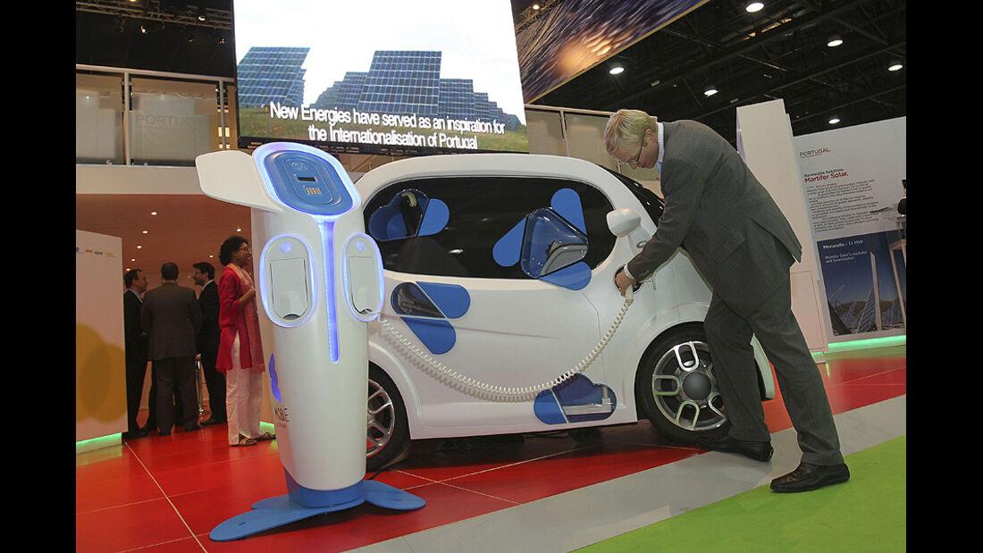 World Future Energy Summit, Christian Bangemann