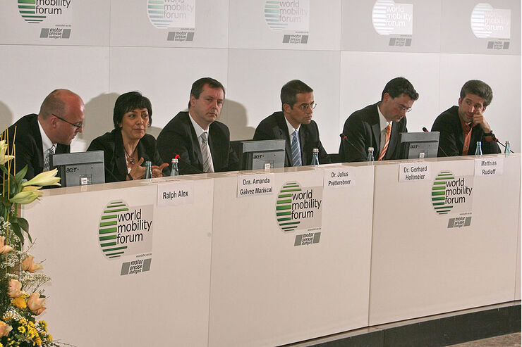 World Mobility Forum 2009