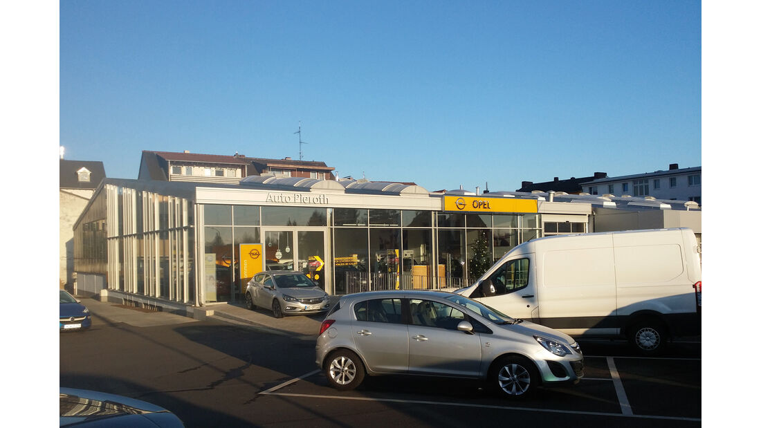 Worms, Auto Pieroth GmbH & Co. KG
