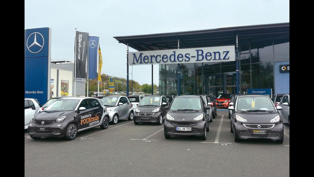 Würzburg Daimler AG Niederlassung Mainfranken