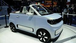 Wuling Hong Guang Mini EV Cabrio