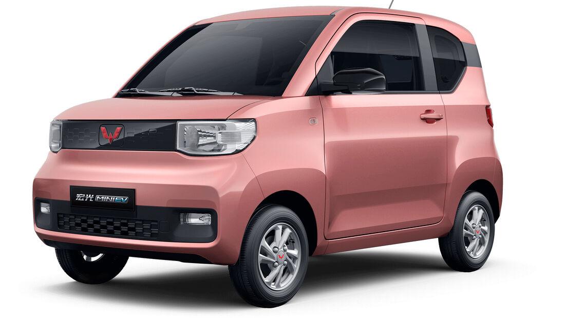 Wuling Motors Mini EV