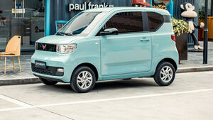 Wuling Motors Mini EV
