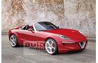 Wunschautos der Redaktion, Alfa Spyder