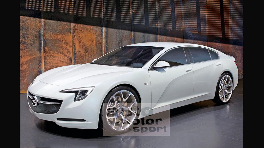 Wunschautos der Redaktion, Opel Diplomat