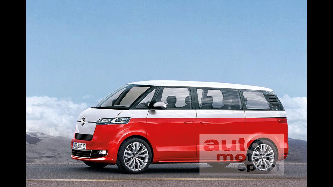 Wunschautos der Redaktion, VW Microbus