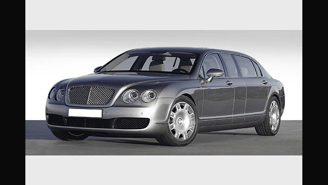 Xenatec Bentley Continental Flying