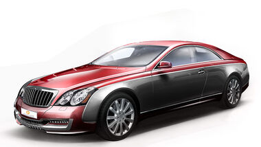 Xenatec Coupé, Maybach Coupé