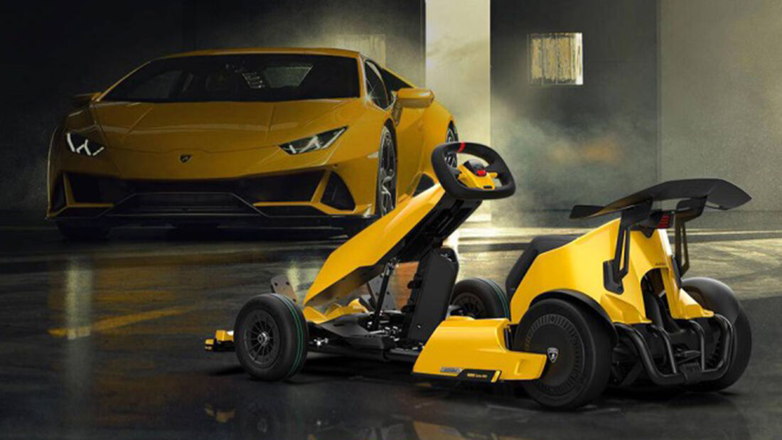 Xiaomi Ninebot Lamborghini  Gokart
