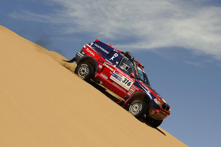 Xraid BMW Dakar