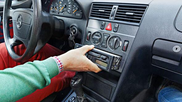 YT_2018_03 Unvernünftiger Kauf Mercedes C190
