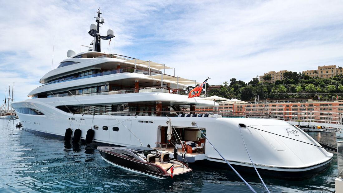 Yachten - Formel 1 - GP Monaco - 19. Mai 2021