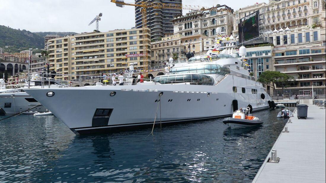 Yachten - Formel 1 - GP Monaco - 21. Mai 2021