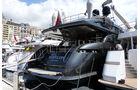 Yachten - Formel 1 - GP Monaco - 22. Mai 2015