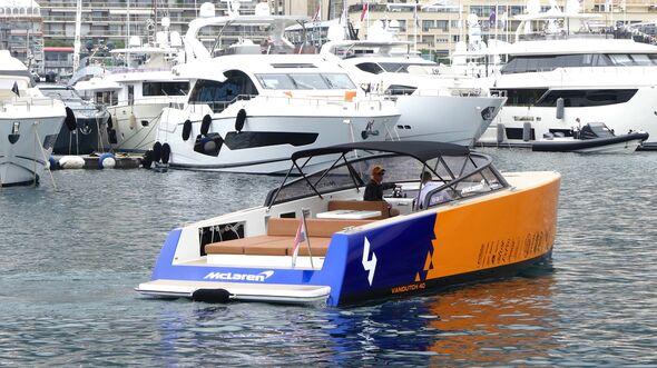 Yachten - GP Monaco - 24. Mai 2019