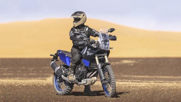 Yamaha Ténéré 700, Exterieur