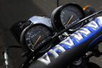 Yamaha XT 500, Tacho, Anzeigeinstrumente