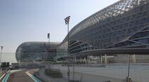 Yas Hotel - Formel 1 - GP Abu Dhabi - 01. November 2012