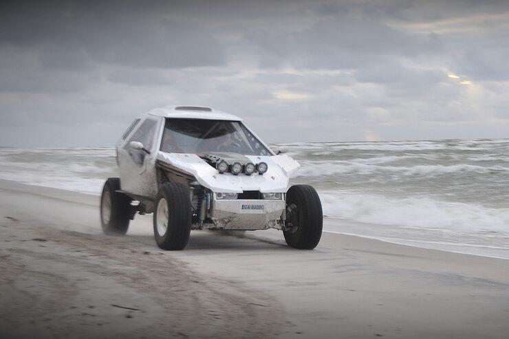 Yotoda Rallye Car