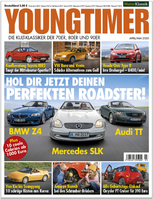 Youngtimer 03/2020 April/Mai Titel
