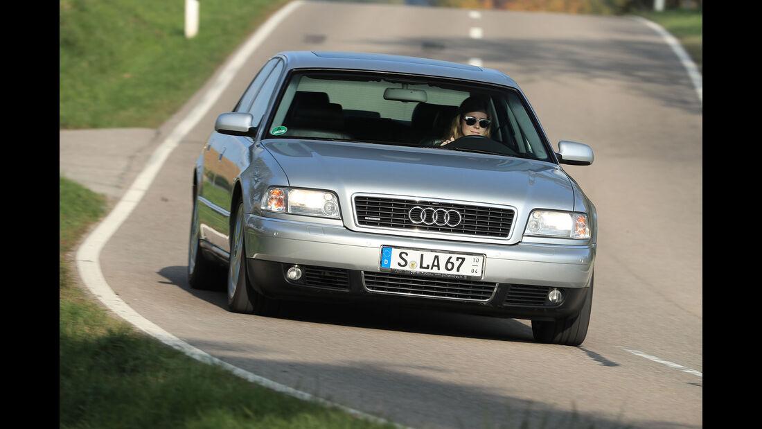 Youngtimer-Fahrbericht-Audi-A8-4.2-Front