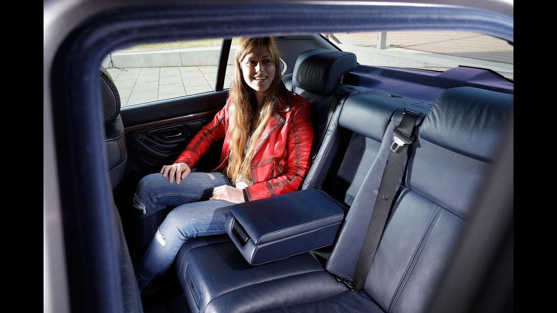 Youngtimer-Fahrbericht-BMW-740i-Interieur