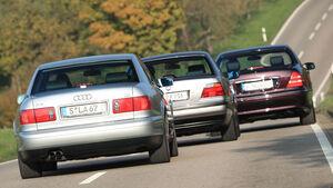 Youngtimer-Fahrbericht-Mercedes-S-500-BMW-740i-Audi-A8-4.2