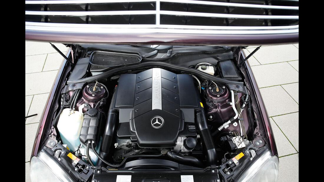 Youngtimer-Fahrbericht-Mercedes-S-500-Motor