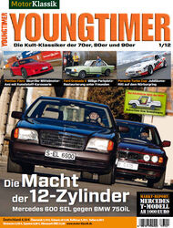 Youngtimer - Hefttitel, Titel  01/2012