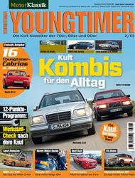 Youngtimer - Hefttitel, Titel  02/2013